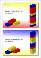 Mönster lego